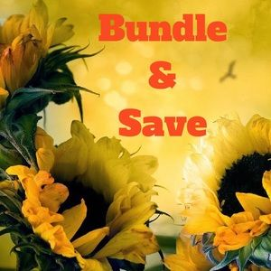 Bundle items you like & I'll give you a GREAT DEAL